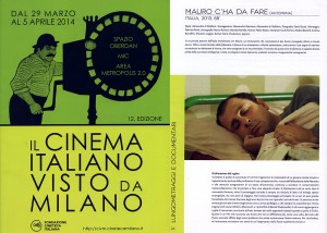 Mauro-LibrettoCinetecaMilano