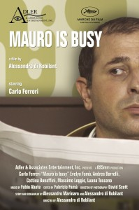 Mauro is busy AdlerCannes2