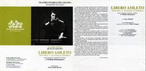 Regia liberoAmleto 2