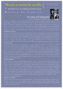CimaCampanile BrochureA