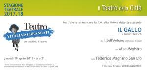 IlGallo Invito